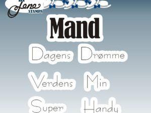 BLS1016 By Lene stempel Dagens Mand-0