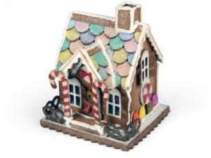 661608 Sizzix Die Tim Holtz Bigz XL Alterations Village Gingerbread-0