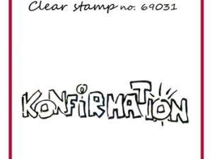 69031 Felicita Design Stempel Konfirmation-0