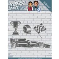 YCD10117 Yvonne Creations Die Racing-0