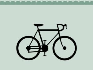 MD0138 Dixi Craft Die Bycicle-0