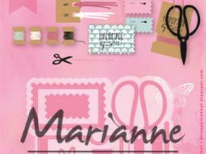 COL1445 Marianne Design Die Collectales, Eline's Craft Dates-0