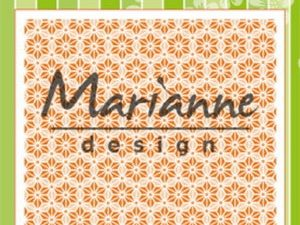 DF3445 Marianne Design, Emb.folder, Japanese Star-0