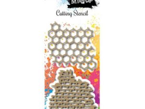 6002/00979JOY Die Cut/emb Mixdup Honeycomb – Wall-0