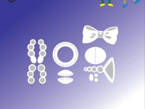 BLD1044 By Lene Die Cut/emb, Baby accessories-0