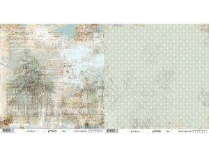 "WL281211 Riddersholm Design papir ""Woodlands-Pine"" -0"