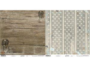 "WL281212 Riddersholm Design papir ""Woodlands-Rosehip"" -0"