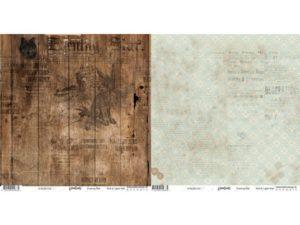 """WL281216 Riddersholm Design papir """"Woodlands-Evening Star"""" -0"""