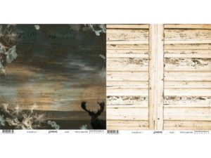 "WL281218 Riddersholm Design papir ""Woodlands-Dusty"" -0"