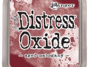 TDO55785 Ranger Tim Holtz Distress Oxide Aged Mahogany-0