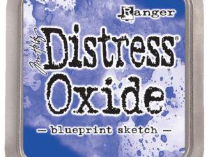 TDO55822 Ranger Tim Holtz Distress Oxide Blueprint Sketch-0