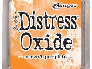 TDO55877 Ranger Tim Holtz Distress Oxide Carved Pumpkin-0