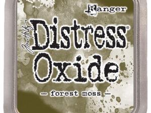 TDO55976 Ranger Tim Holtz Distress Oxide Forest Moss-0