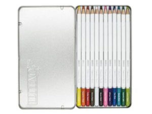 "520N Nuvo ""Watercourlor Pencils – Brillianty Vibrant""-0"