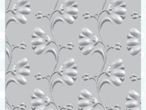 "EF3D-003 Creative Expressions Sue Wilson 3D Embossing Folders""Splendid Garland""-0"