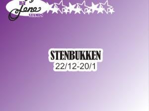 """BLS1053 By Lene stempel, """"Stenbukken""""-0"""