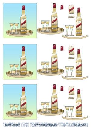 067764 BARTO DESIGN 3D 1 Ark Snaps-0