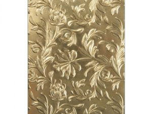 662716 Sizzix Tim Holtz Alterations 3D Embossing Folders, Botanical-0