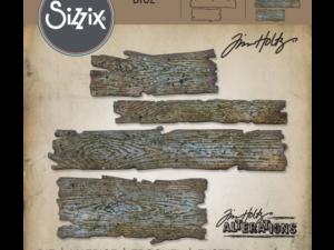 662705 Sizzix Die Tim Holtz Alterations Bigz Planks-0