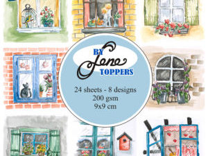 BLT001 By Lene Toppers, Windows i farver-0