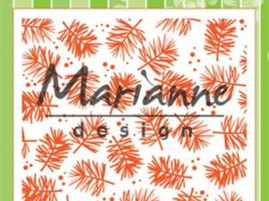 DF3450 Marianne Design, Emb.folder, Pine-0