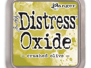 TDO55907 Ranger Tim Holtz Distress Oxide Crushed Olive-0