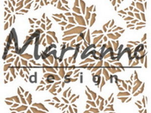 PS8009 Marianne Design Mask Stencil, Tiny's Leaves-0