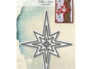 6002/1020 JOY Die Cut Bille's Stars-0