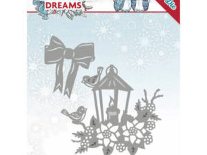 YCD10145 Yvonne Design Die Christmas Dreams, Christmas Lantern-0