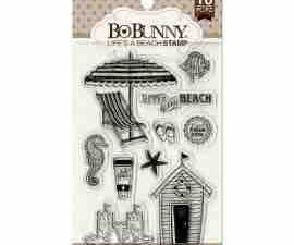 12105031 Bo Bonny stempel, Life's A Beach Clear Stamps -0