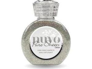 "719N Nuvo Pure Sheen Glitter 100ml ""Mirrorball""-0"