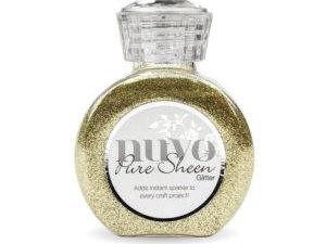 """720N Nuvo Pure Sheen Glitter 100ml """"Champagne""""-0"""