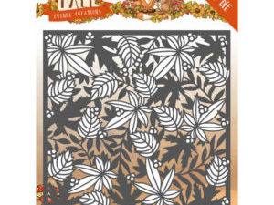 YCD10147 Yvonne Design Die Fabulous Fall, Autumn Frame-0