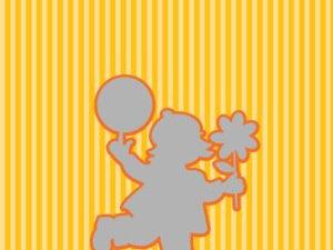 HSDJ033 Nellie Snellen Die Hobby Solution, Clown-0