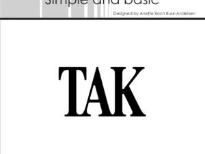 SBD010 Simple and Basic die, Tak-0