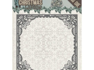 ADD10147 Amy Design Die Christmas Wishes, Baubles Frame-0