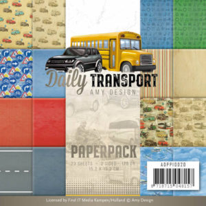 ADPP10020 Amy Design Papirsblok Daily Transport-0