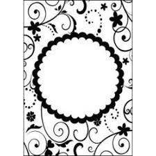 HSF006 Nellie Snellen Hobby Solution Emb.folder Round Frame-1-0