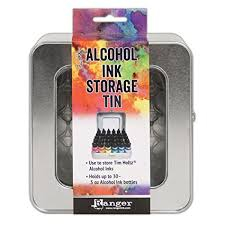 TAC58618 Ranger Tim Holtz Alcohol Ink Storage Ink-0