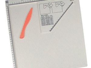 NSCB002 Nellie Snellen Scoreboard XL (30x30)-0