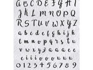ALCS001 Nellie Snellen Clearstamp Alphabet Lena-0