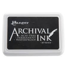 AIP31468 Ranger Archival Ink Jet Black-0