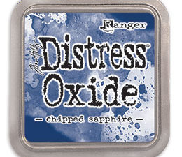 TDO55884 Ranger Tim Holtz Distress Oxide Chipped Sapphire-0