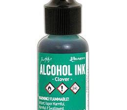 TAB25467 Ranger Tim Holtz Alcohol Ink, Clover-0