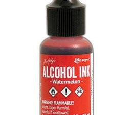 TAB25566 Ranger Tim Holtz Alcohol Ink, Watermelon-0