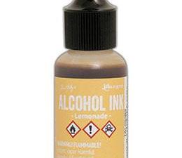 TAL25382 Ranger Tim Holtz Alcohol Ink, Lemonade -0