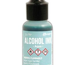 TAL25610 Ranger Tim Holtz Alcohol Ink, Aqua-0