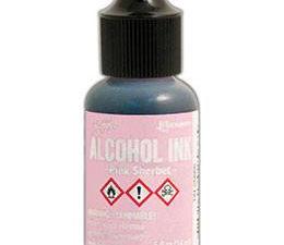 TAL25665 Ranger Tim Holtz Alcohol Ink, Pink Sherbert-0