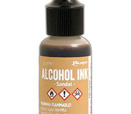 TAL25689 Ranger Tim Holtz Alcohol Ink, Sandal-0