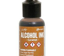 TIM21971 Ranger Tim Holtz Alcohol Ink, Caramel-0